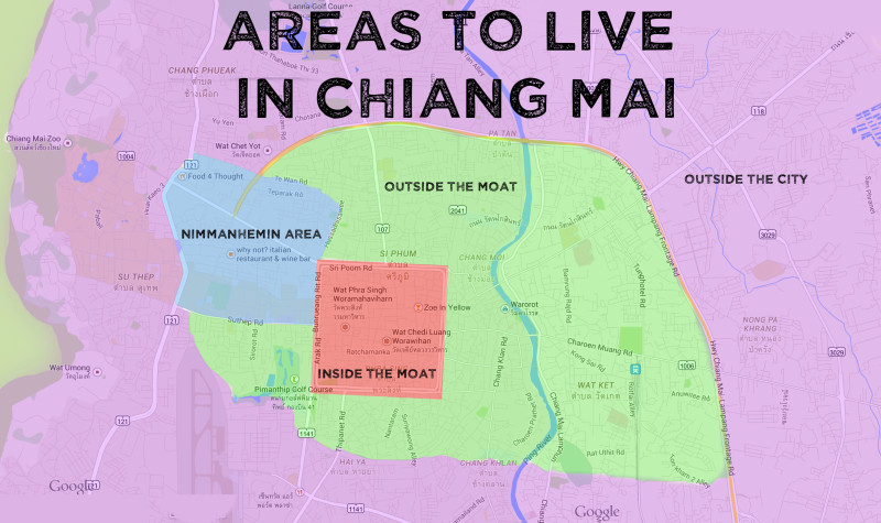 Whats the Best Area of Chiang Mai to Live ExRats